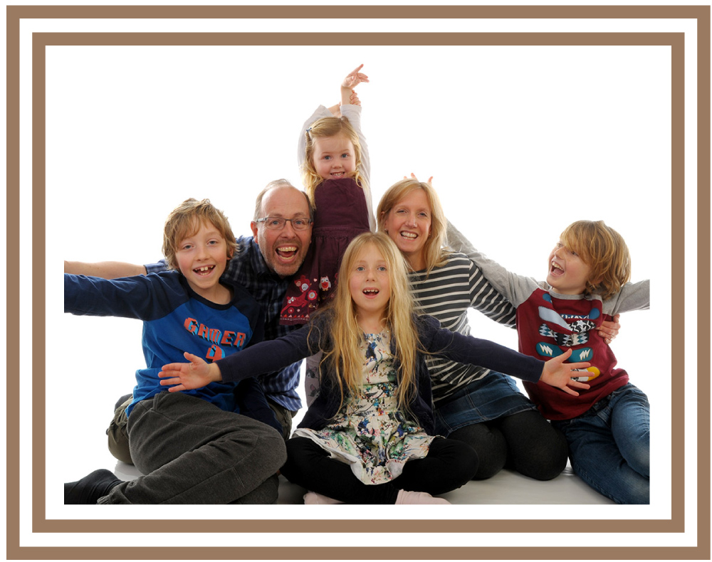 Family Photographs at Basingstoke Photography